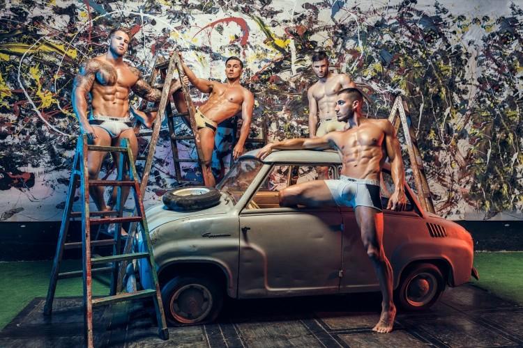 ES Collection Men's Fashion Now on Gaymegastore