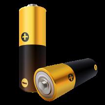 Batérie a nabíjačky