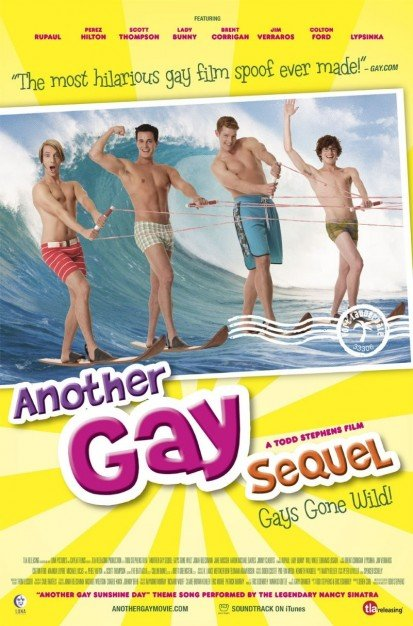 Another Gay Sequel: Gays Gone Wild! DVD