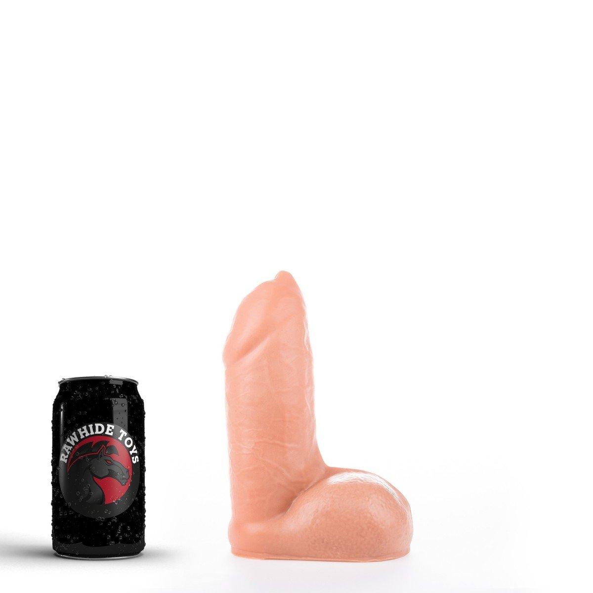 Rawhide Toys Kratos Dildo Small Flesh