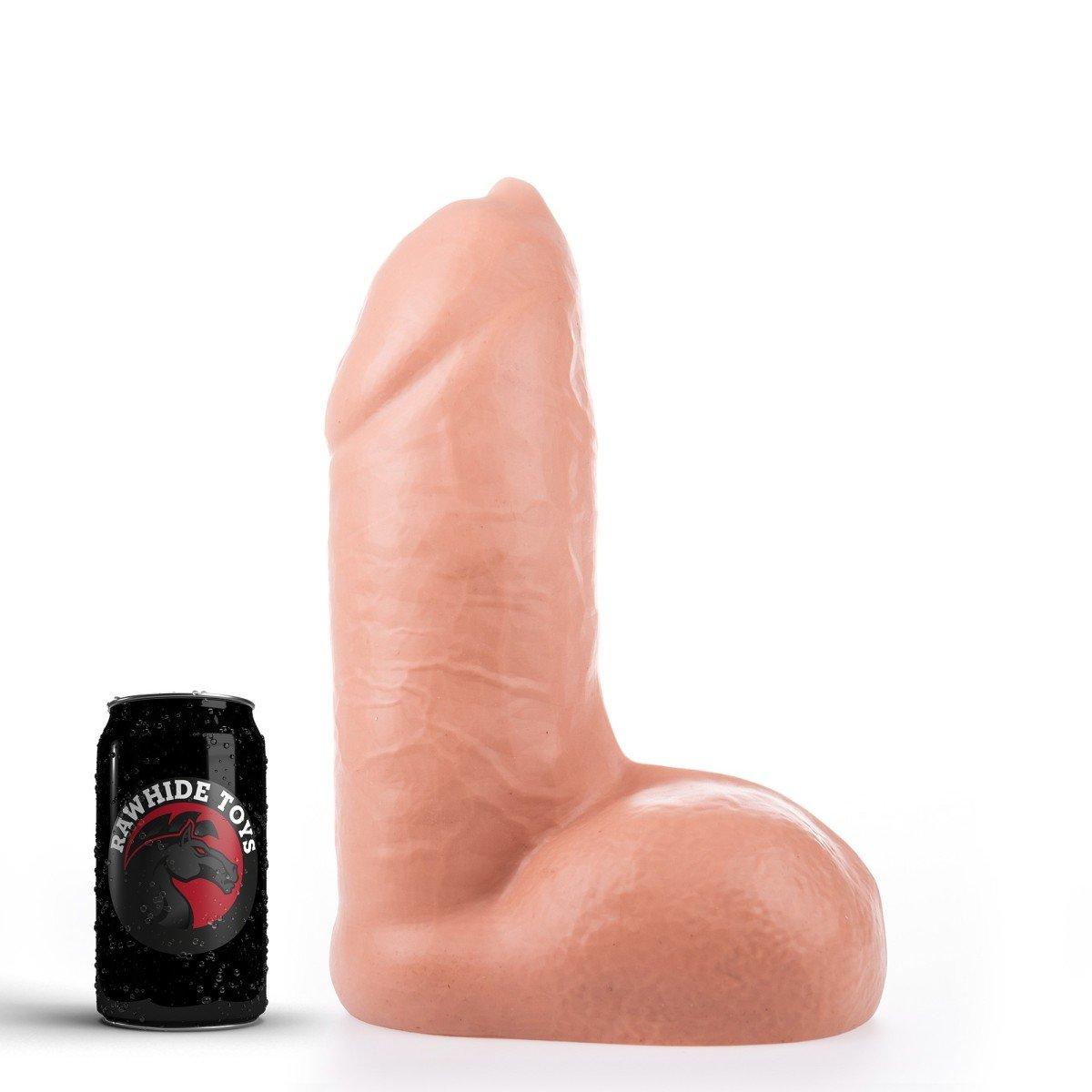 Rawhide Toys Kratos Dildo XL Flesh