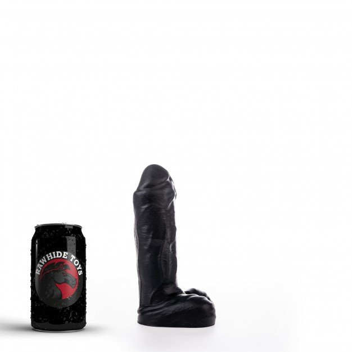 Rawhide Toys Vega Dildo Small Black