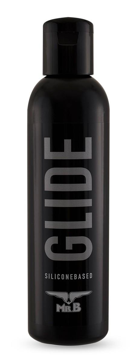 Mister B Glide 500 ml, silikonový lubrikační gel