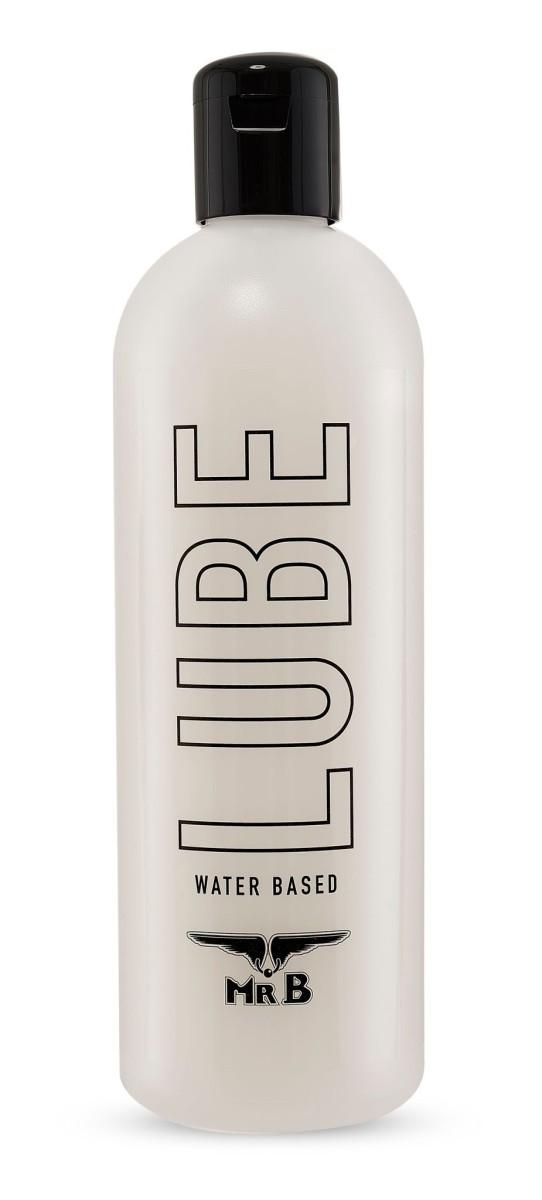 Lubrikační gel Mister B Lube 1000 ml