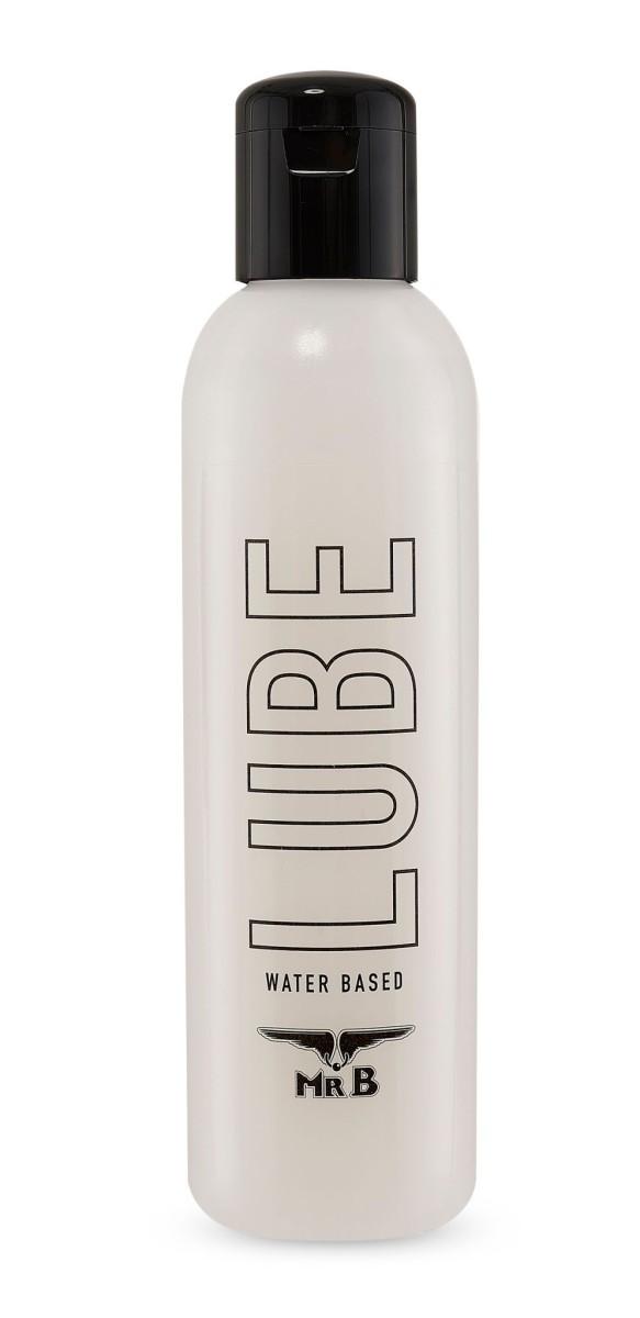 Lubrikační gel Mister B Lube 500 ml