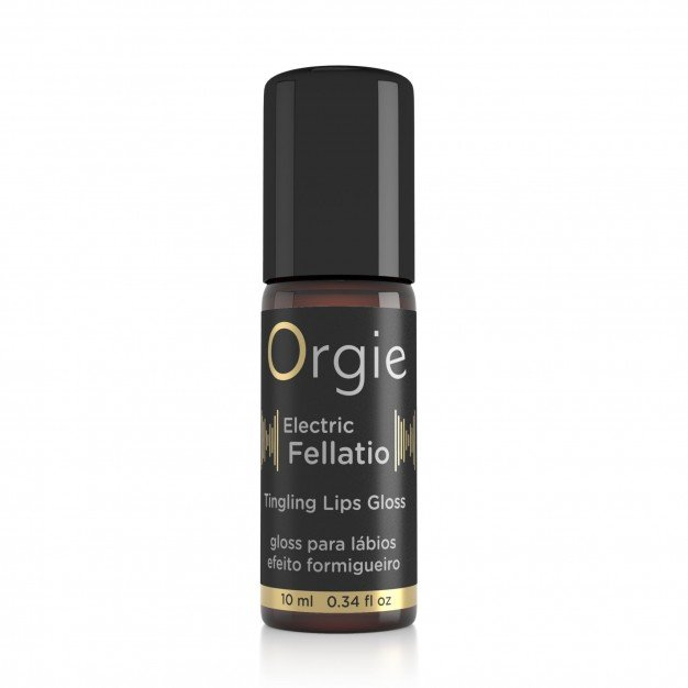 Lesk na rty Orgie Electric Fellatio 10 ml