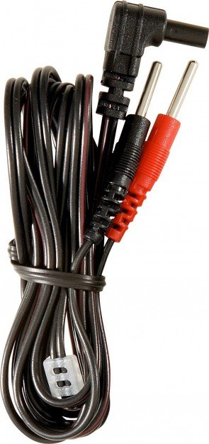 ElectraStim Consumables Cable 2x 2 mm
