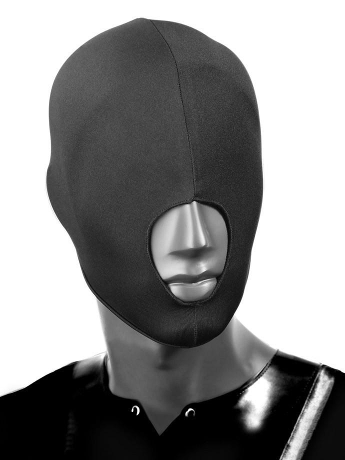 Slave4master Bondage Open Mouth Hood