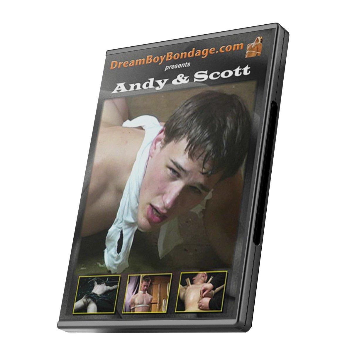 DreamBoyBondage.com: Andy & Scott DVD