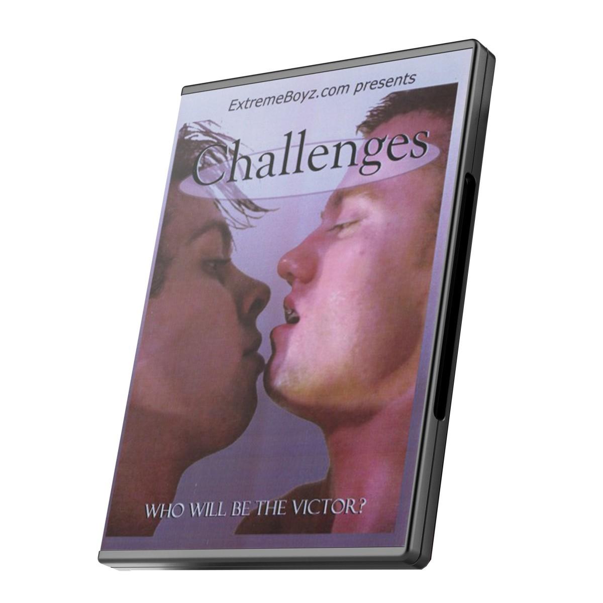 ExtremeBoyz.com: Challenges DVD