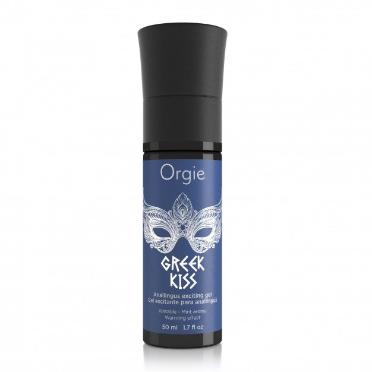 Stimulační gel Orgie Greek Kiss 50 ml