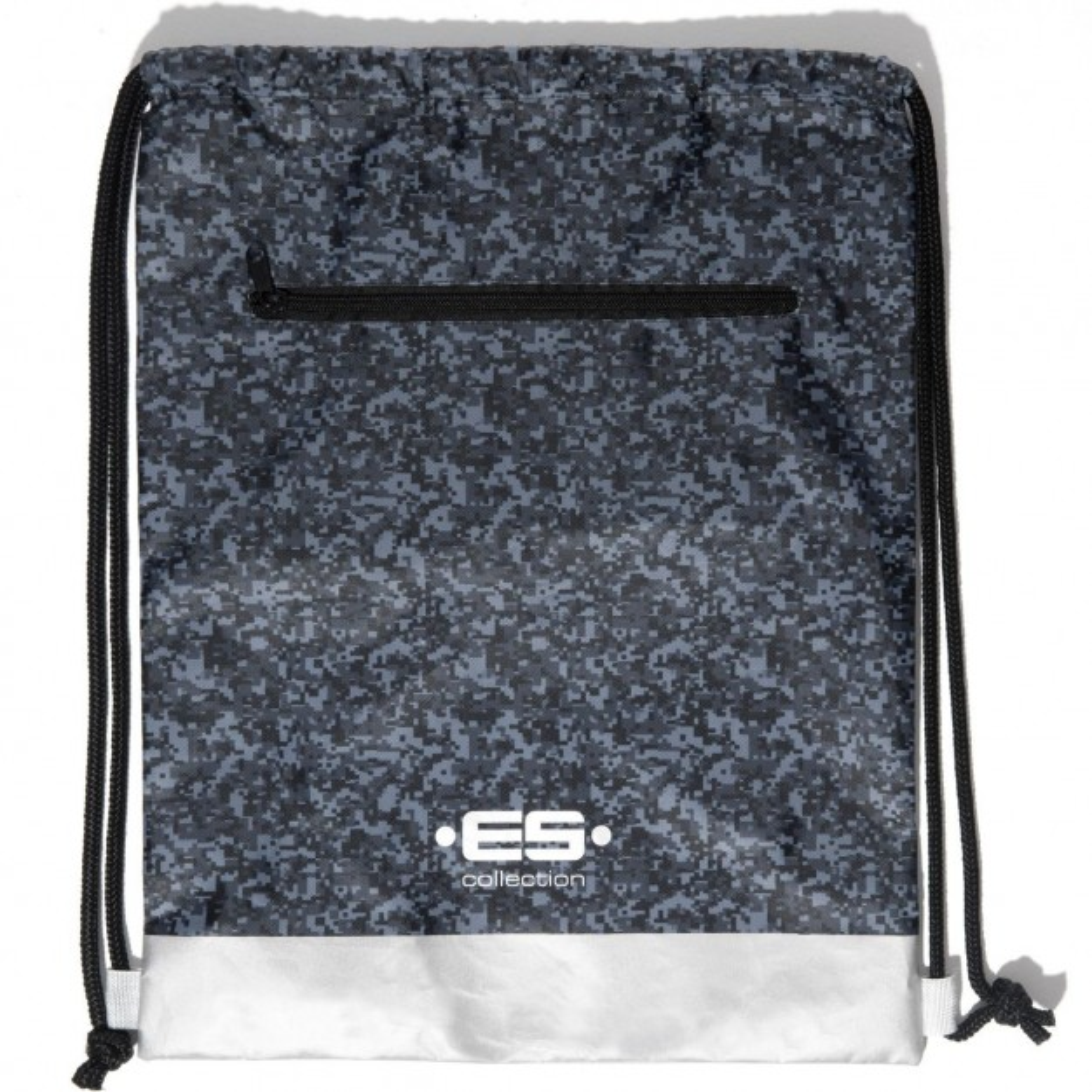 Vak na chrbát ES Collection AC074 Pixel Camo Reversible Backpack