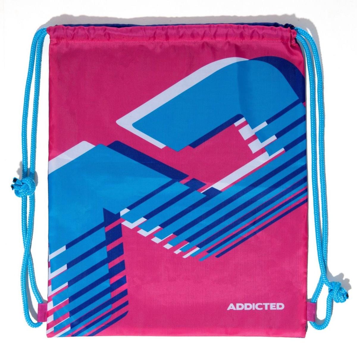 Vak na záda Addicted AD658 AD Reversible Backpack růžový