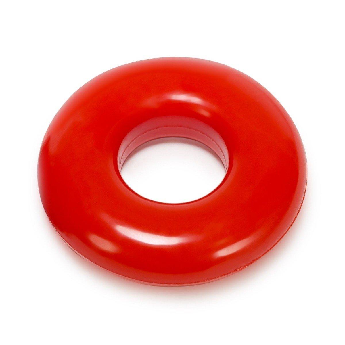 Erekčný krúžok Oxballs Do-Nut 2 červený