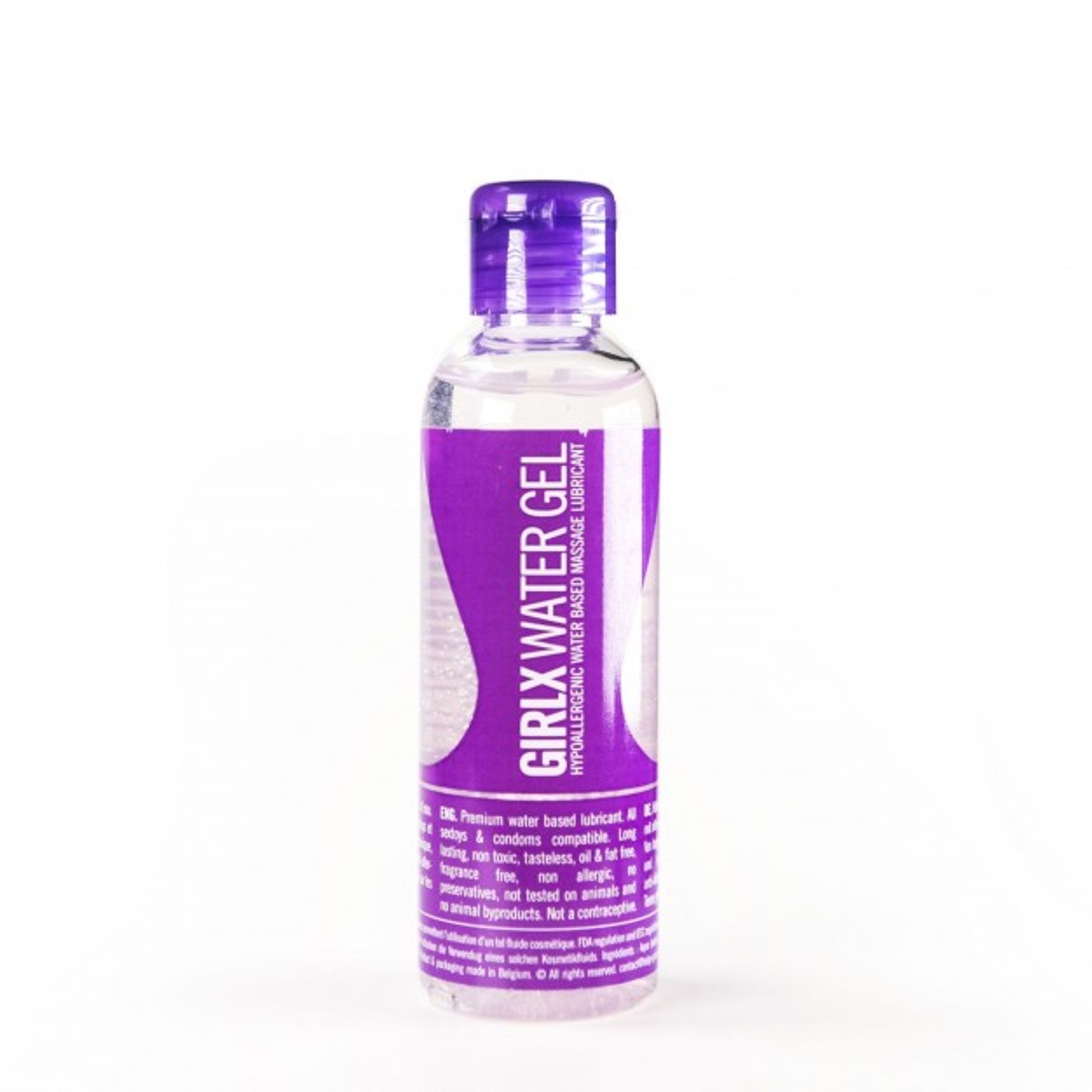 Lubrikační a masážní gel GirlX Water Gel 100 ml