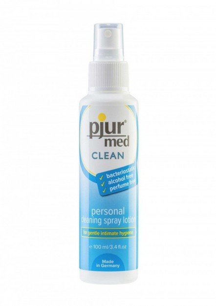 Čistiaci sprej Pjur Med Clean Spray 100 ml