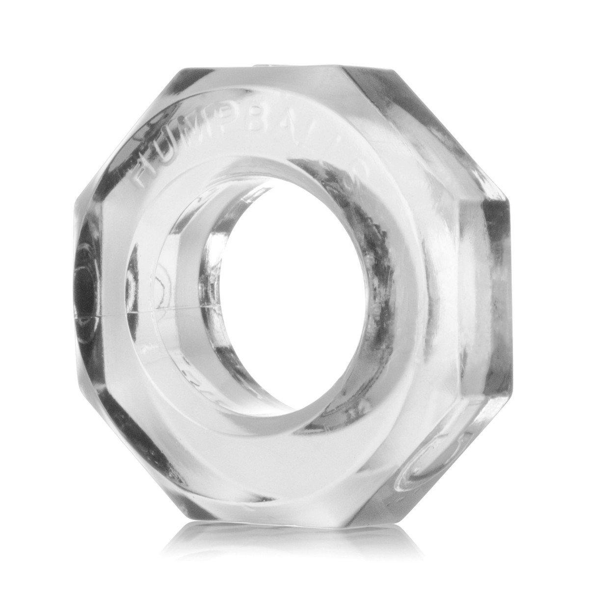 Erekční kroužek Oxballs Humpballs průhledný