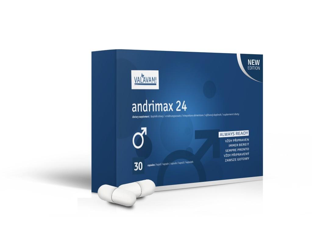 Andrimax 24, 30 kapsúl