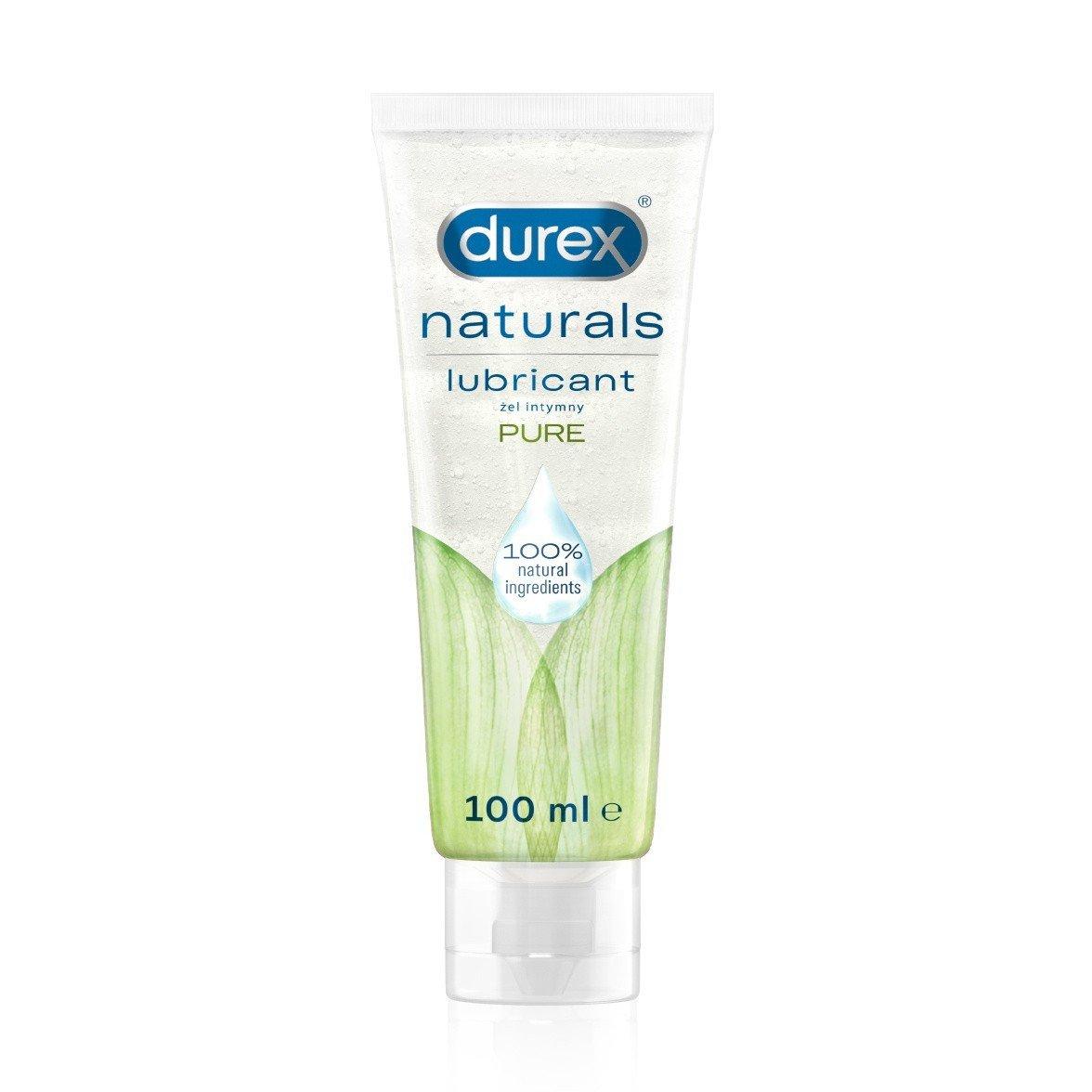 Lubrikačný gél Durex Naturals 100 ml