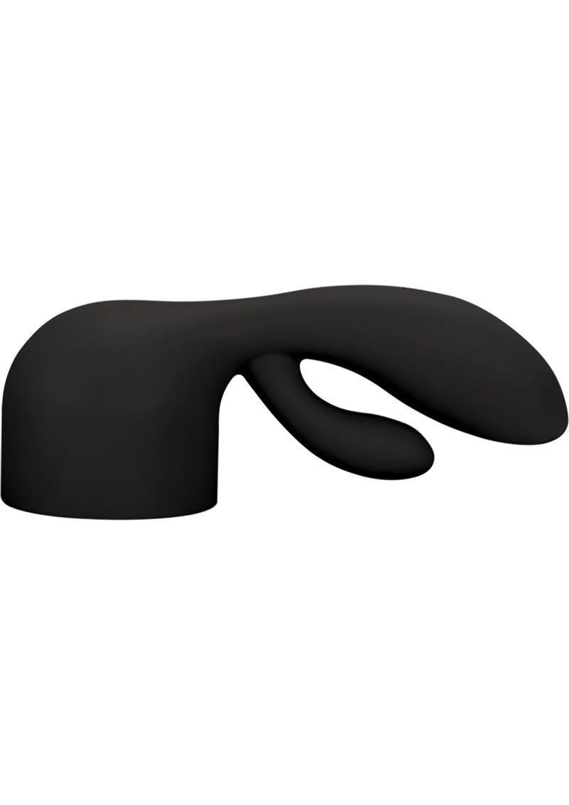 Nástavec na masážní hlavici Bodywand Rabbit Wand černý