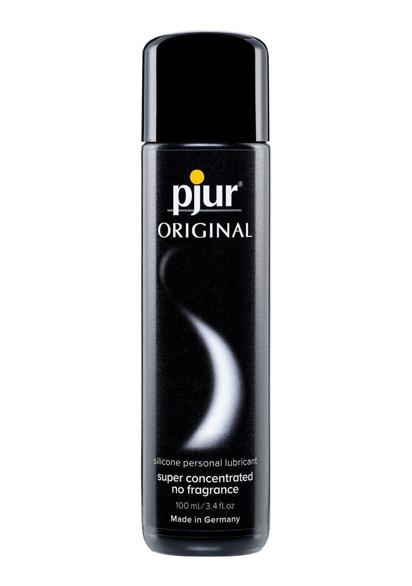 Pjur Original 100 ml, nejoblíbenější silikonový lubrikační gel