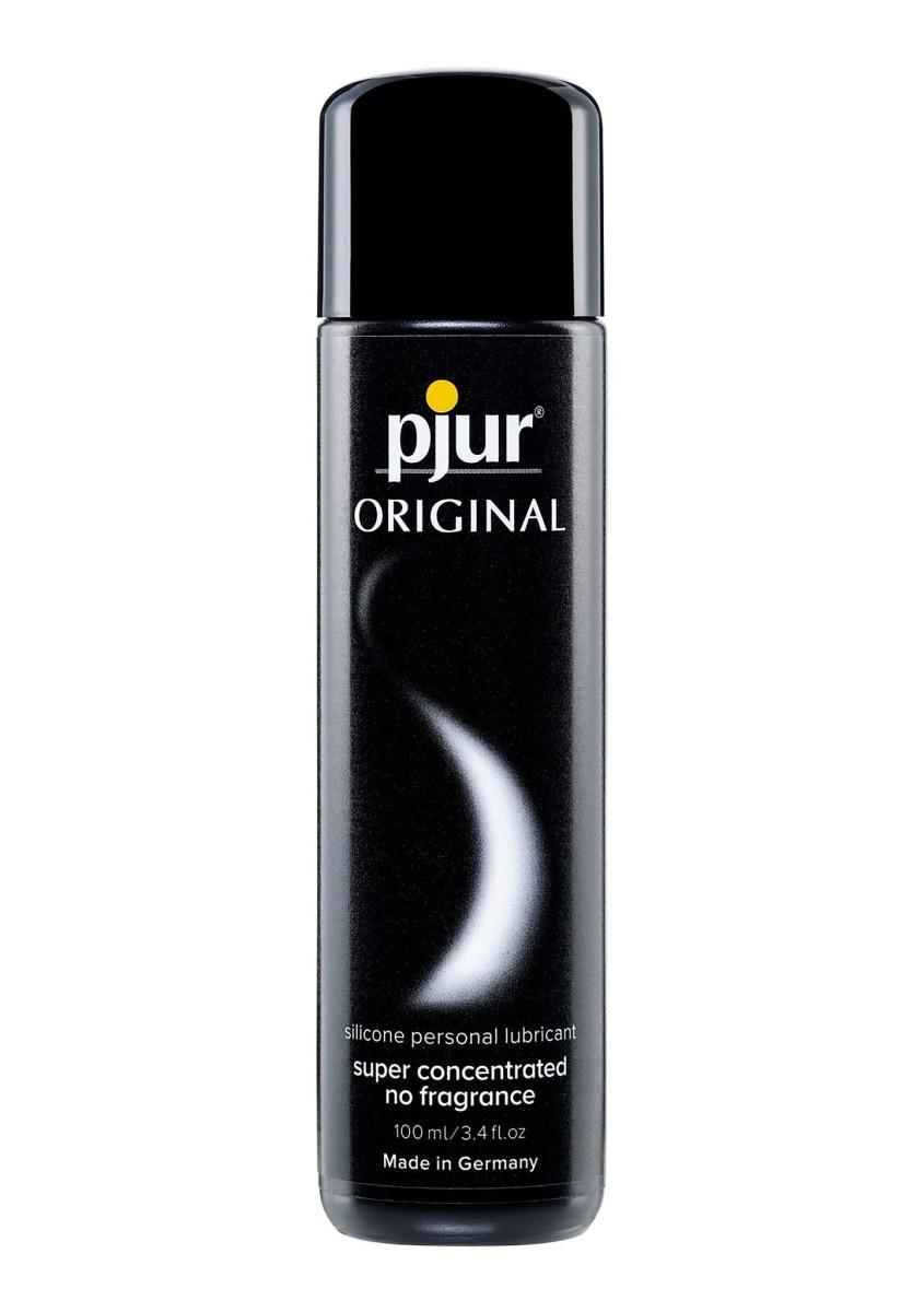 Silikónový lubrikačný gél Pjur Original 100 ml