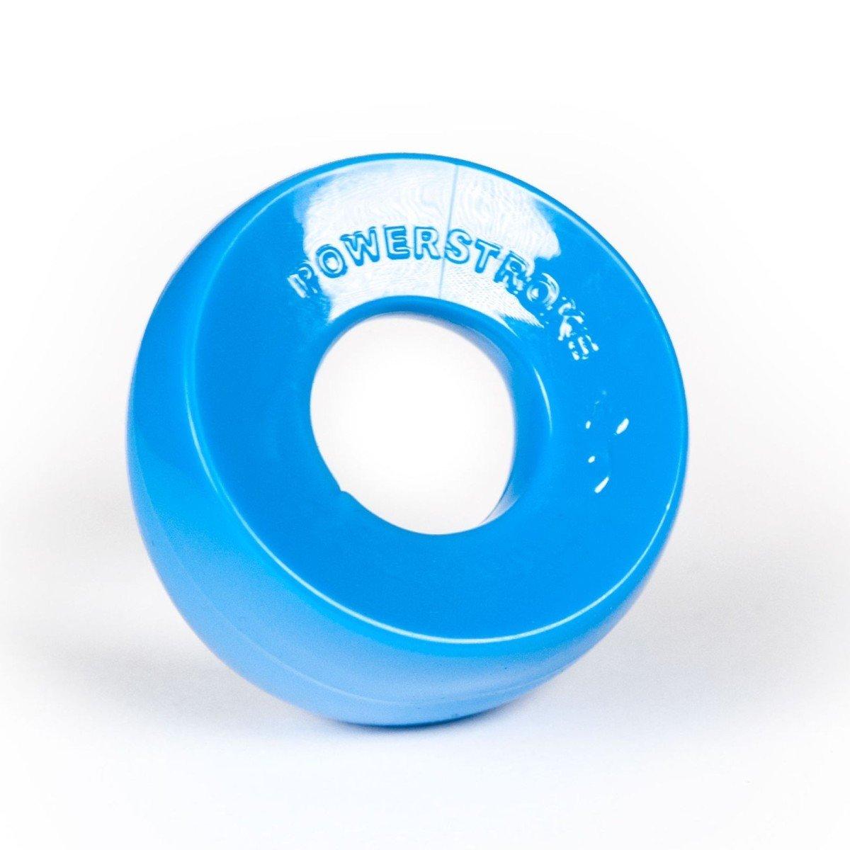 Erekční kroužek Zizi Powerstroke modrý