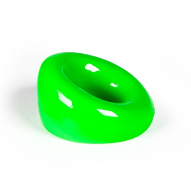 Zizi Powerstroke Cock Ring Fluo Green