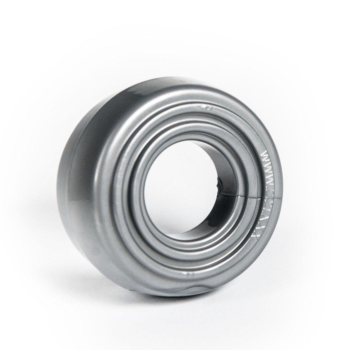 Erekční kroužek Zizi Accelerator stříbrný