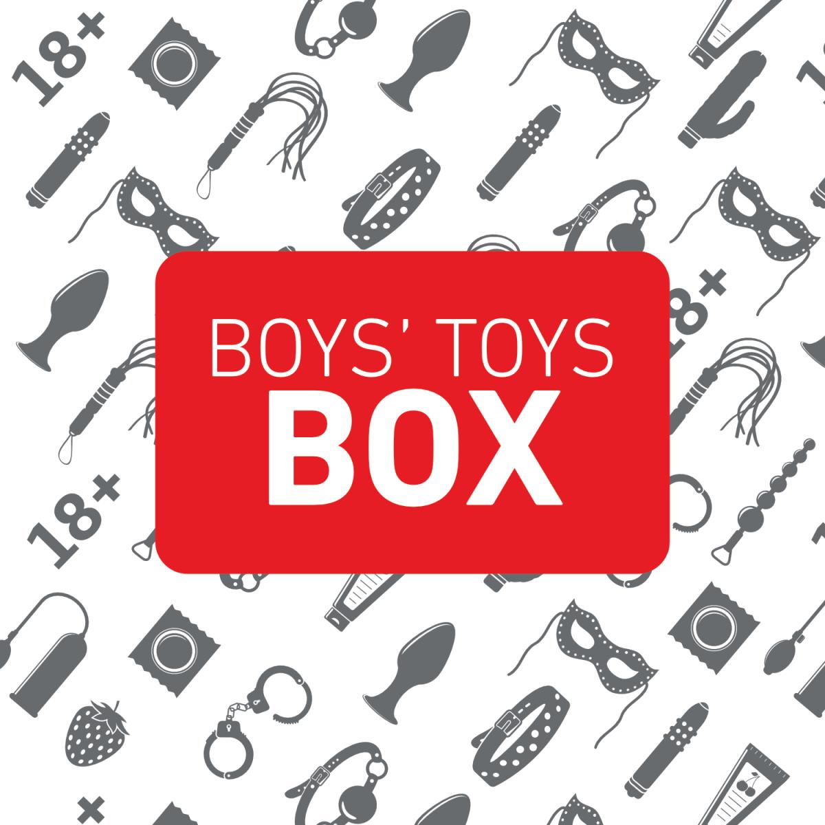 Boys' Toys Box