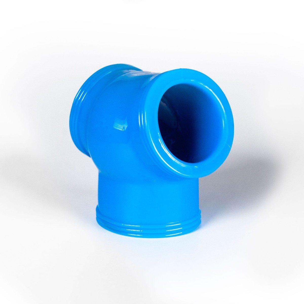 Erekčný krúžok a naťahovač semenníkov Zizi Megamen Cocksling modrý