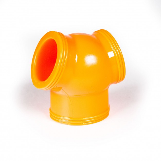 Zizi Megamen Cocksling Cock Ring & Ball Stretcher Fluo Orange
