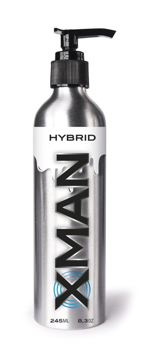 Hybridní lubrikační gel Xman 245 ml