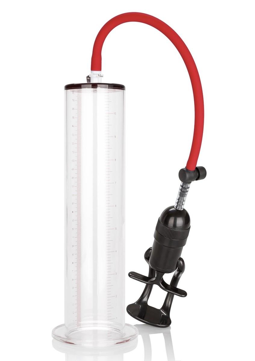 CalExotics COLT Big Man Pump System, extra velká vakuová pumpa 29 x 7 cm