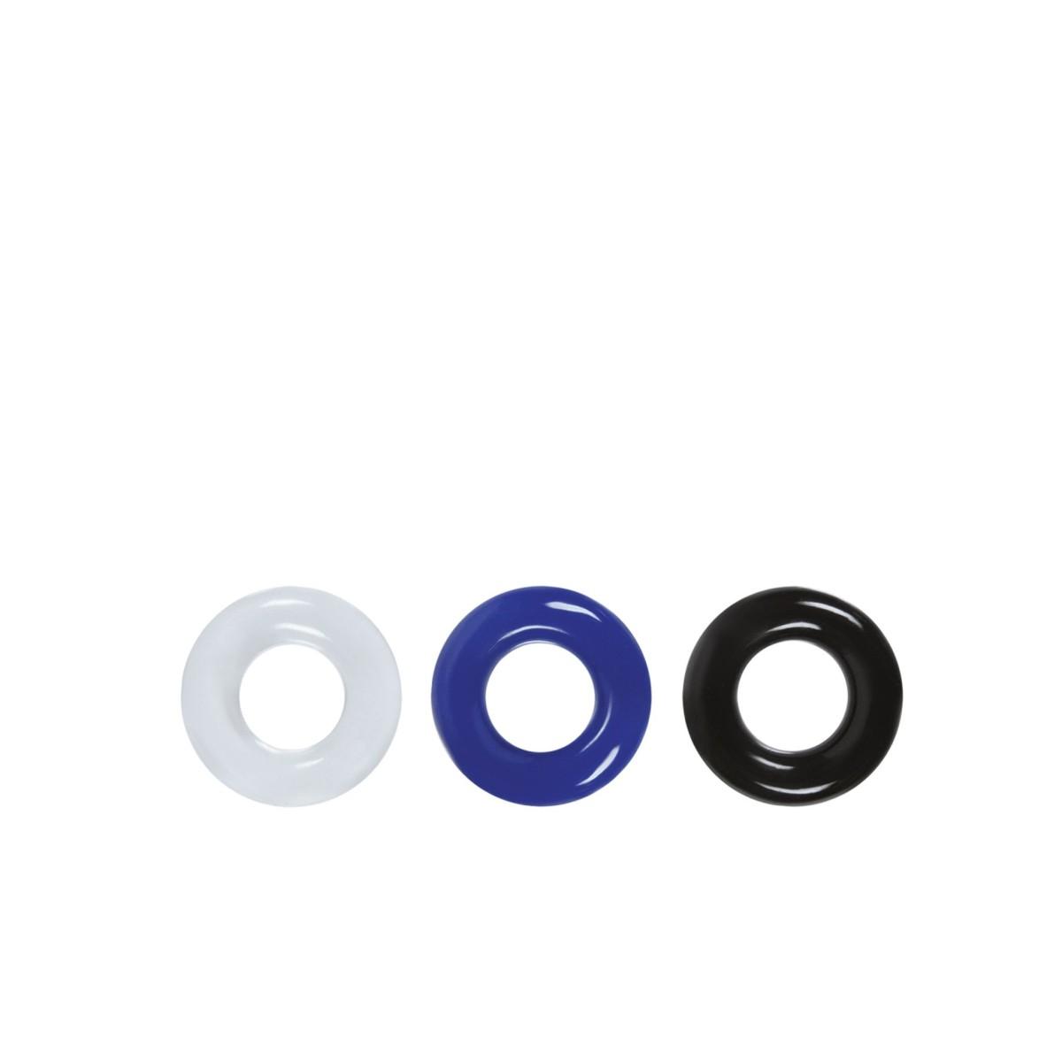 Erekčné krúžky Renegade Stamina Rings