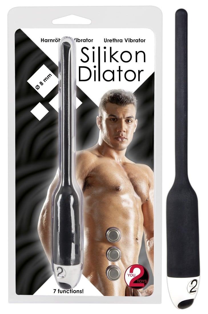 You2Toys Dilator Black 8 mm