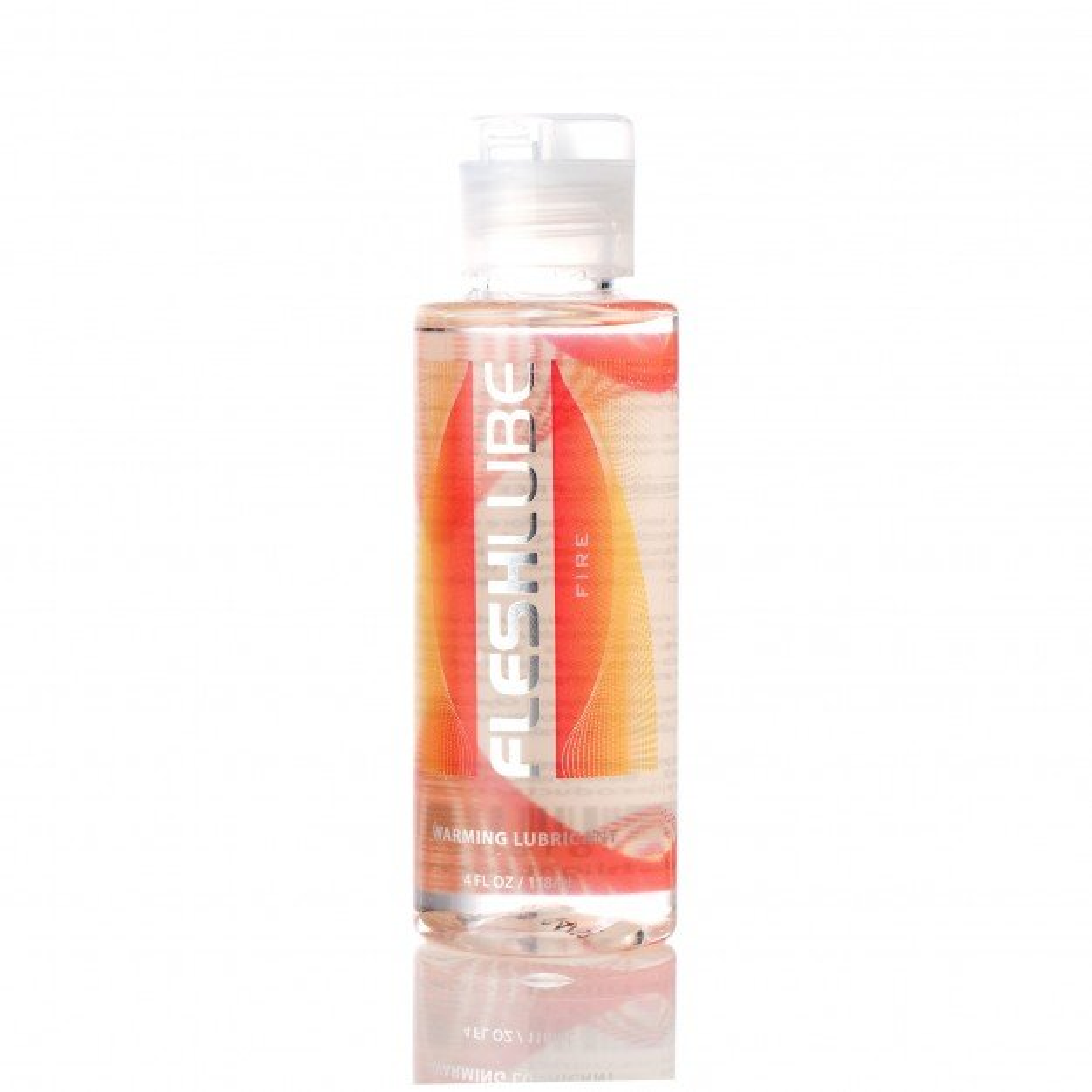 Fleshlight Fleshlube Fire 100 ml, lubrikant na vodní bázi