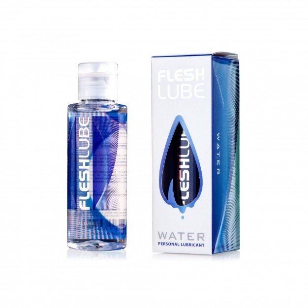 Fleshlight Fleshlube Water 100 ml, lubrikant na vodní bázi