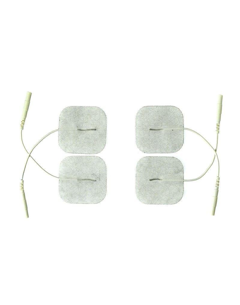Lepící elektrody Rimba Electro Sex 4 ks