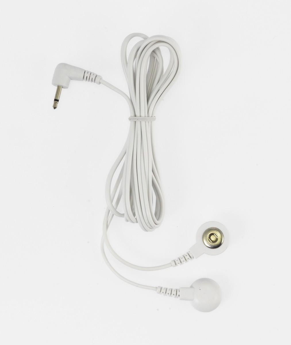 Napájecí kabel Rimba 2,5 mm jack male – 2x patentka female