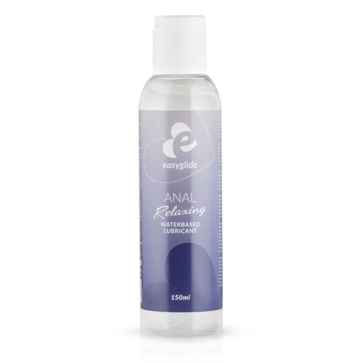 EasyGlide Anal Relaxing Lubricant 150 ml, anální lubrikační gel na vodní bázi