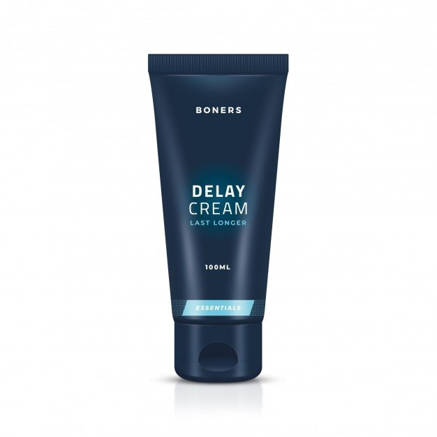 Boners Delay Cream 100 ml