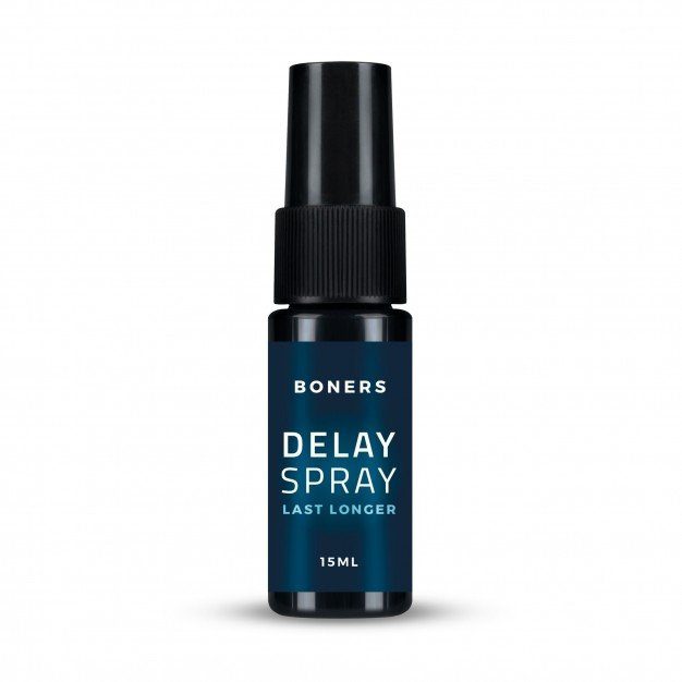 Boners Delay Spray 15 ml