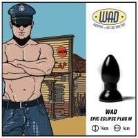 Análny kolík Mister B WAD02 Epic Eclipse Plug M