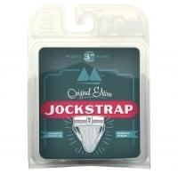 MM Original Edition Jockstrap 3″ White
