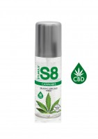 Stimul8 S8 Cannabis Hybrid Lube 125 ml