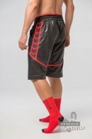 Maskulo AC077-10 Fetish Crew Socks Red