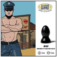 Análny kolík Mister B WAD06 Ornament of Oblivion Plug M
