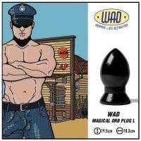 Mister B WAD15 Magical Orb Butt Plug L