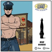 Anální dildo Mister B WAD16 Wardog